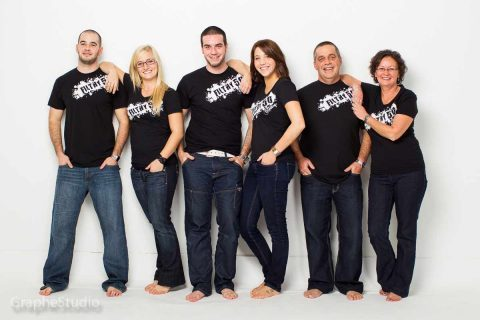 Photo de famille Graphestudio Chambly