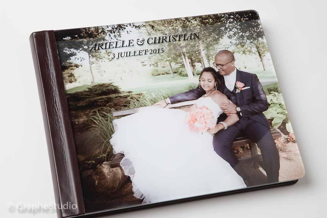 albums de mariage graphestudio photographe montr al rive sud. Black Bedroom Furniture Sets. Home Design Ideas