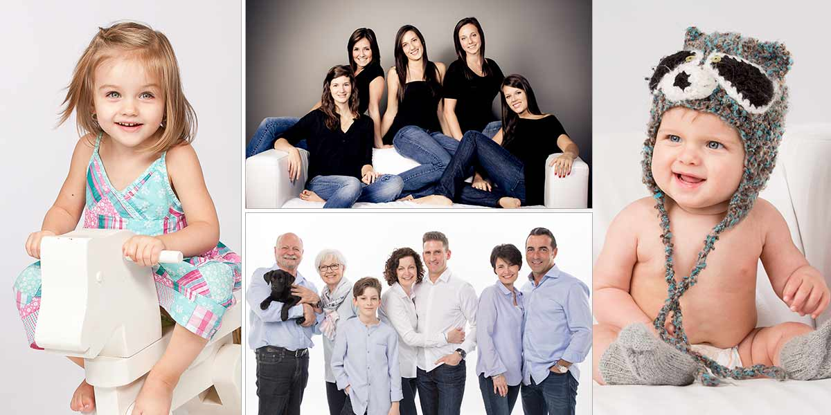 Forfaits photographe de famille - Chambly - Montreal - Rive-Sud