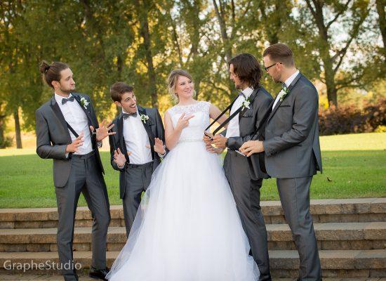 Photographe mariage Espace Rive-Sud par GrapheStudio