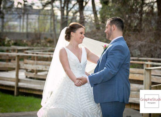 Photo du mariage de SS à la Toundra à Montréal