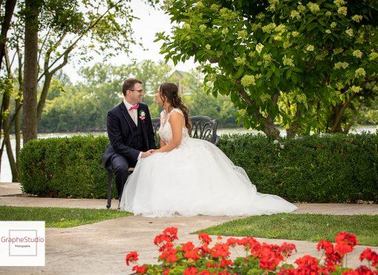 Mariage de Caroline et Sébastien